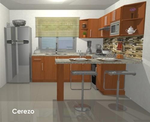 Guia de negocios en el barrio de santa tere - Cocinas sencillas y bonitas ...