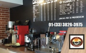 Cafe Taza de Oro