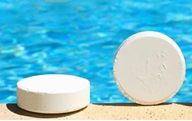 Guia de negocios en el barrio de santa tere pastillas de cloro - Cloro en piscinas ...