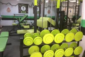 Gym Magic Musculación